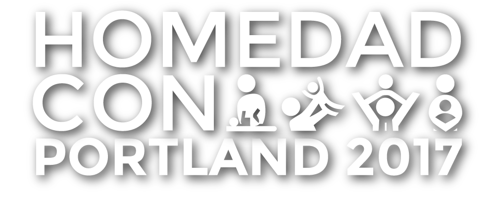 HomeDadCon | Sep 14-16, 2017 | Portland, OR