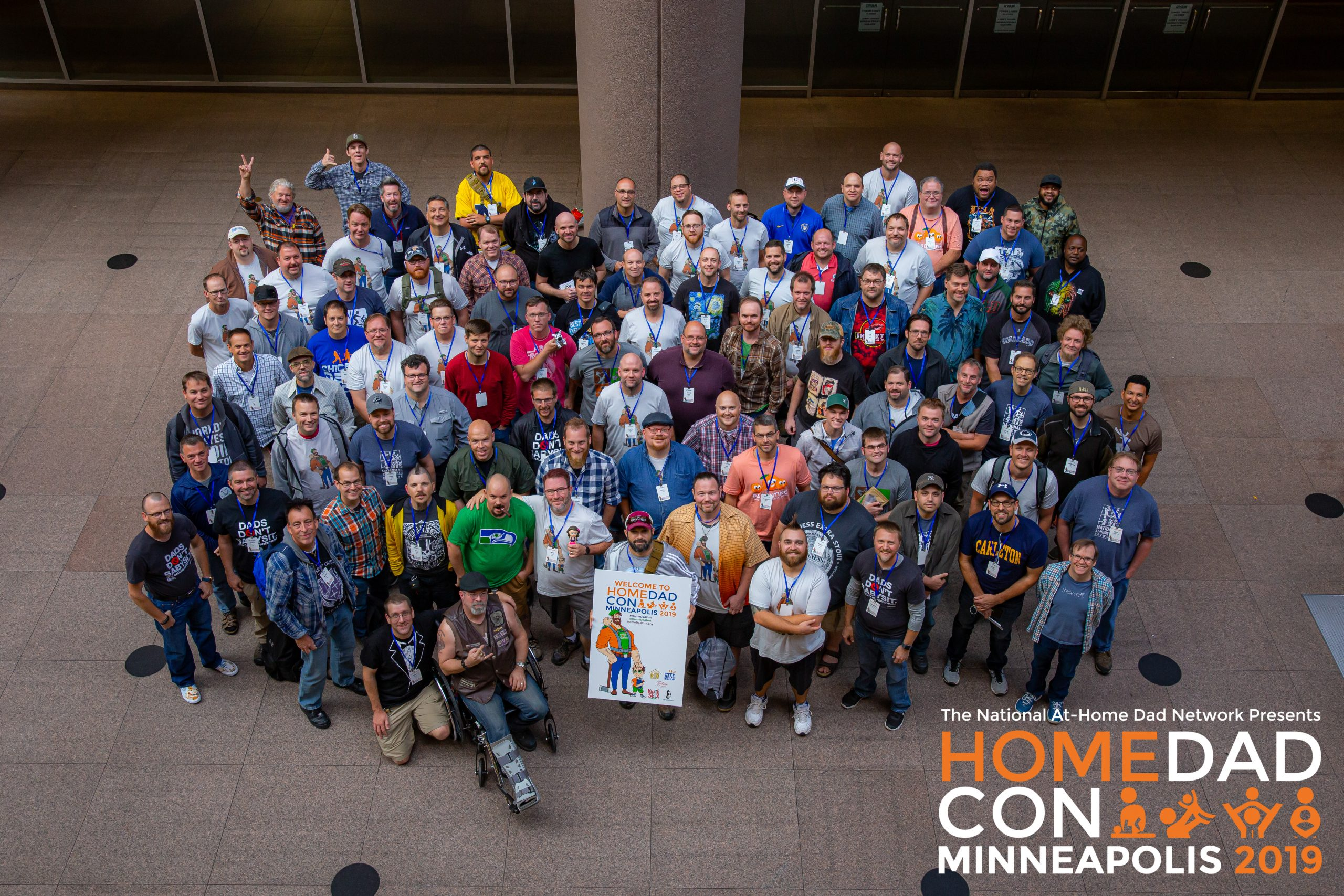 HomeDadCon Minneapolis 2019